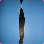 Human Hair Extensions-Silky Straight Loose Hair 12