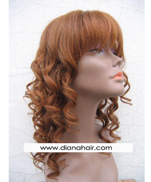 006_b Synthetic wig
