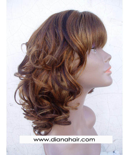 007 Synthetic wig