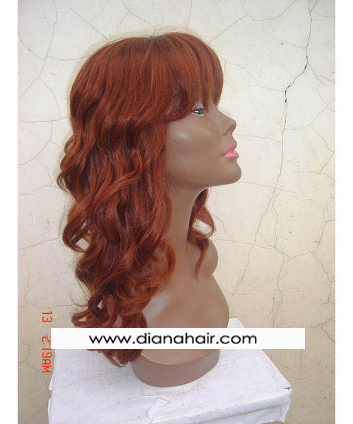 009 Synthetic wig