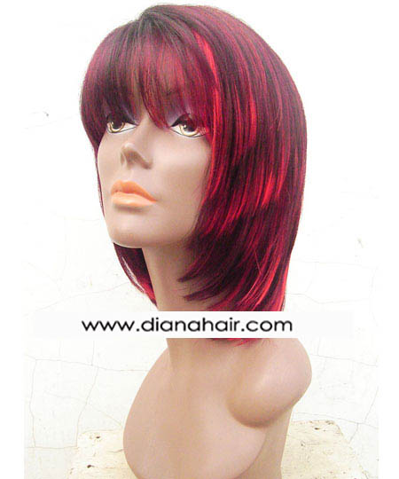 012 Synthetic wig
