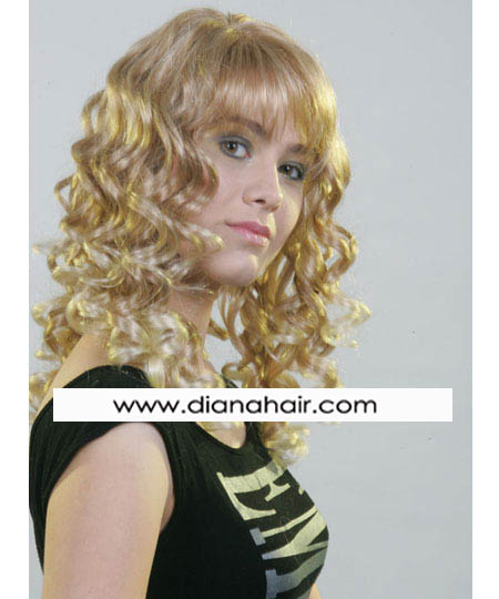 014 Synthetic wig