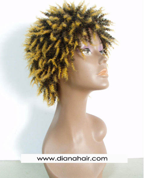 019 Synthetic wig