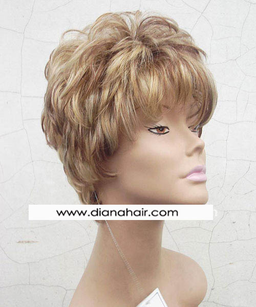 020 Synthetic wig