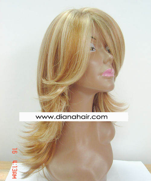 022 Synthetic wig