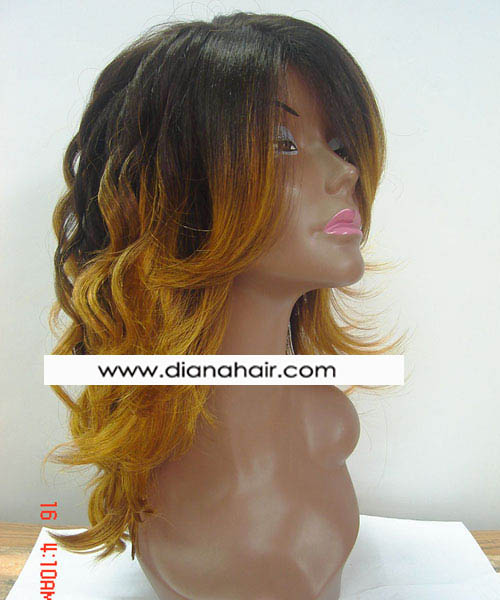 023 Synthetic wig