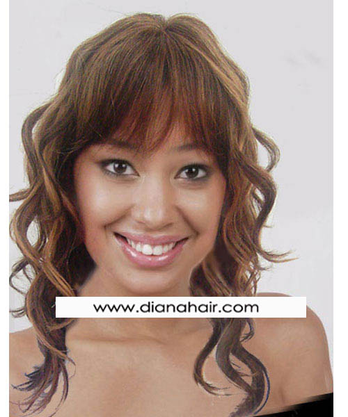 029 Synthetic wig