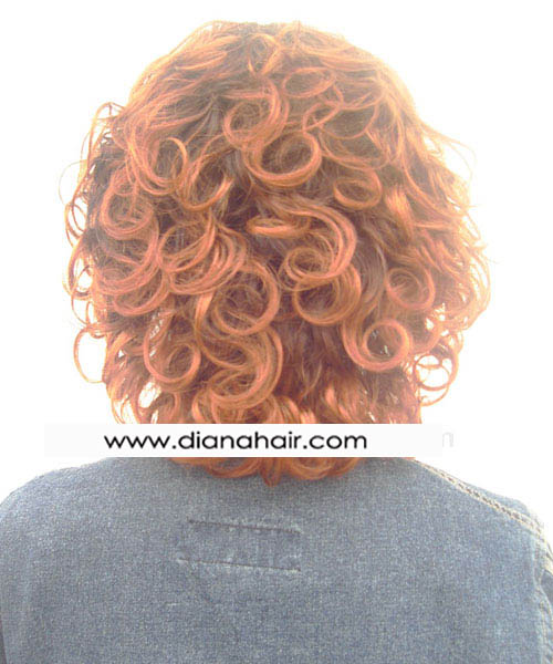 030 Synthetic wig