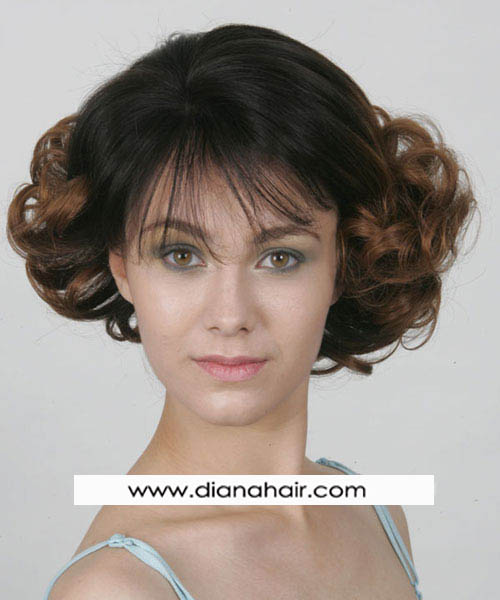 031 Synthetic wig