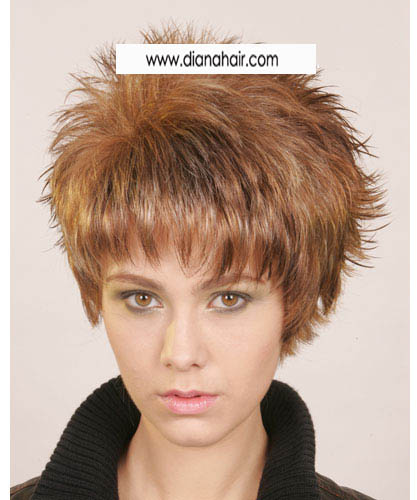 033 Synthetic wig