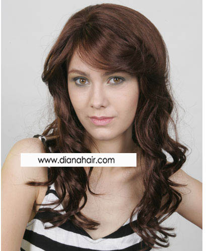 034 Synthetic wig