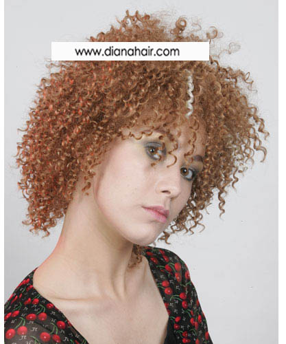 038 Synthetic wig