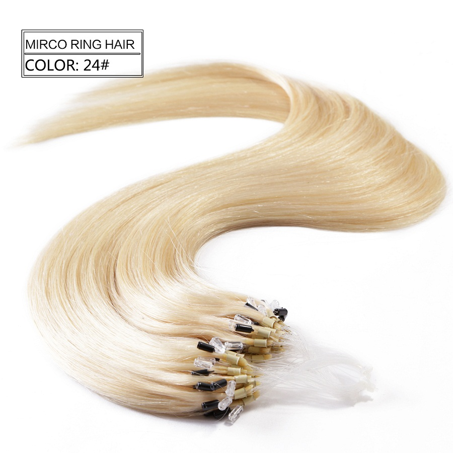 Micro Ringdream Hair Extensions 24