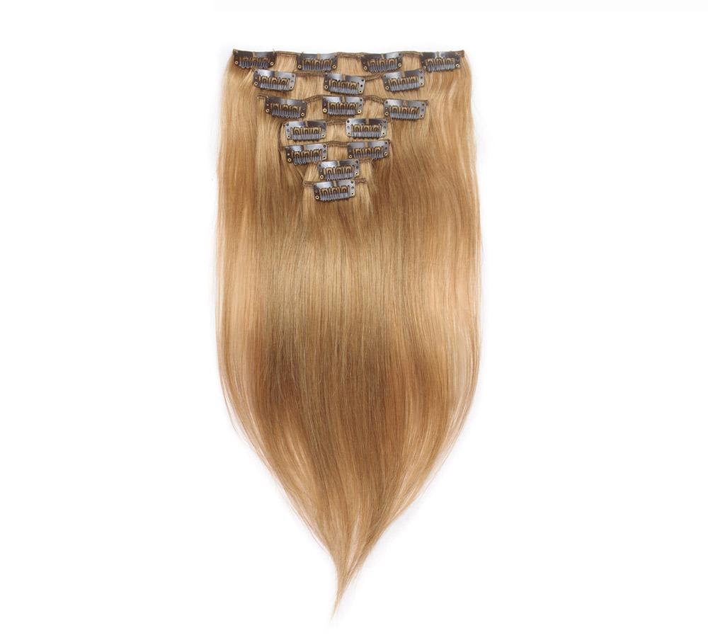 Virgin Clip In Hair Extensions 27