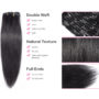 remy-Hair-1B-Natural-Black-Color-100-Human-Hair-Clip-In-Extensions-2